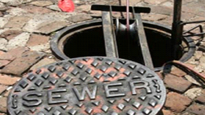 sewer cover manhole